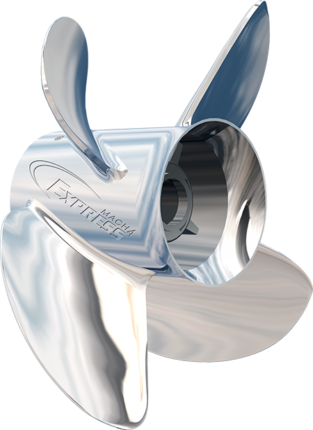 Express Stainless Steel Boat Propellers
