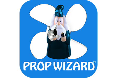 Prop Wizard Icon